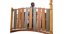 PlayWood™ Arch Bridge