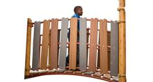 PlayWood™ Arch Bridge