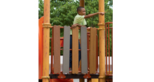 PlayWood™ Barrier