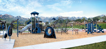 Public Park Playgrounds