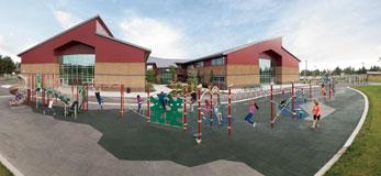 Soda Creek Elementary School Playground