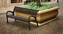 Stylish Site Furnishings